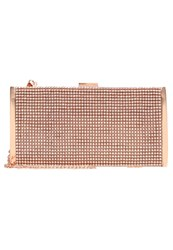 New Look Clutch Rose Gold
