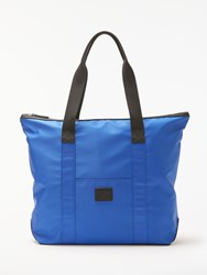 John Lewis Kin By Ariel Tote Bag Blue