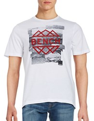 Bench Graphic Logo Tee