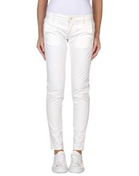 Denim And Supply Ralph Lauren Trousers Casual Trousers Women White