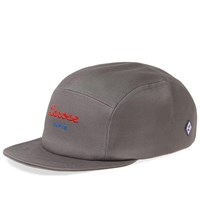 Larose Paris Logo 5 Panel Cap Grey