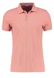 J. Lindeberg J.Lindeberg Rubi Slim Fit Polo Shirt Dust Pink