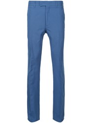 Calvin Klein 205W39nyc Straight Leg Trousers Blue