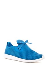 Native Apollo Moc Xtralite Perforated Sneaker Blue