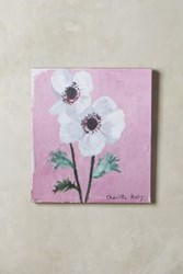Anthropologie Garden Walk Wall Art Pink