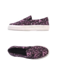 Marcelo Burlon Low Tops And Trainers Lead