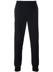 Paul Smith Ps By Cuffed Sweatpants Blue