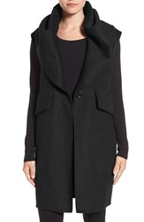 Derek Lam Women's 10 Crosby Double Face Sleeveless Coat