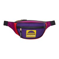 Marc Jacobs Red And Purple Sport Fanny Pack