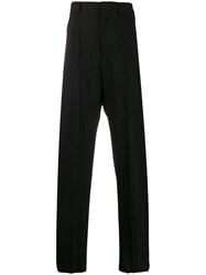 Givenchy High Waist Trousers Black