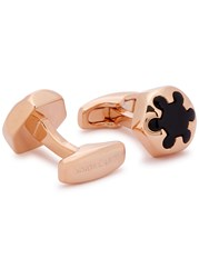 Simon Carter Rose Gold Tone Cufflinks
