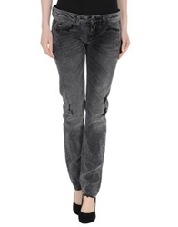 Cellar Door Denim Pants Steel Grey