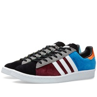 Adidas X The Fourness X Jam Home Made Campus 80S Bright Blue And White