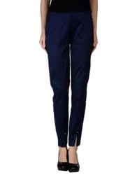 Roccobarocco Casual Pants Blue