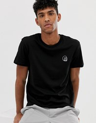 Cheap Monday Standard Tiny Skull T Shirt Black