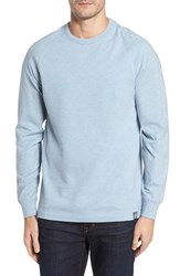 Thaddeus Men's Stefano Long Sleeve Raglan T Shirt Morning