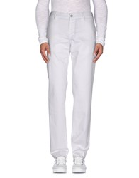 Mason's Trousers Casual Trousers Men White