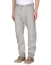 Timeout Casual Pants Light Grey