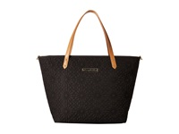 Petunia Pickle Bottom Embossed Downtown Tote Bedford Avenue Stop Special Edition Tote Handbags Black