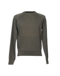 Bowery Sweatshirts Military Green