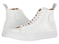 Pf Flyers Todd Snyder Rambler Hi White Men's Classic Shoes
