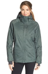 Women's Helly Hansen 'Blanchette' Waterproof Jacket Rock