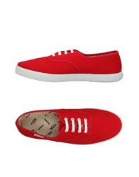 Victoria Sneakers Red