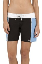 Volcom Women's Simply Solid 7 Board Shorts