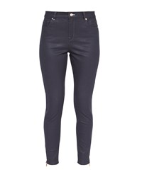 Ted Baker Aneella Coated Skinny Jeans Grey