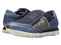 Otbt Sewell Blue Women's Tennis Shoes