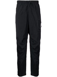 Nike Elasticated Waist Trousers Black