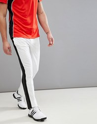 J. Lindeberg J.Lindeberg Golf Frank Skinny Trousers In White