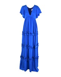 Leitmotiv Long Dresses Blue