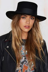 Nasty Gal Some Like It Hat Wool Fedora
