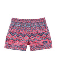 The North Face Hike Water Ikat Print Shorts Pink