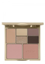 Stila Perfect Me Perfect Hue Eye And Cheek Palette Medium Tan Tan Deep Fair Light Light Medium