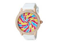 Betsey Johnson Bj00517 64 Candy Face Rose Gold Multi Watches