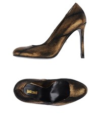 Just Cavalli Pumps Bronze