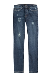 The Kooples Used Distressed Look Jeans