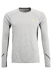 Your Turn Active Long Sleeved Top Wild Dove Grey