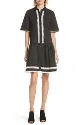 Kate Spade Women's New York Cotton Shirtdress