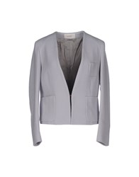M.Grifoni Denim Suits And Jackets Blazers Women Lilac