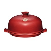 Emile Henry Bread Cloche Red