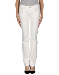 Peuterey Casual Pants White