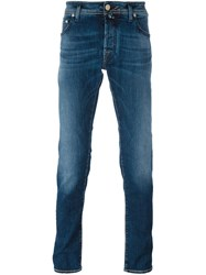 Jacob Cohen Classic Slim Fit Jeans Blue