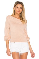 Lovers Friends X Revolve Lucas Sweater Pink