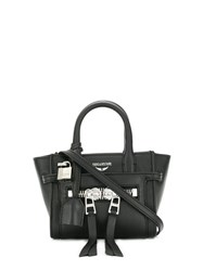 Zadig And Voltaire Candide Mini Bag Black