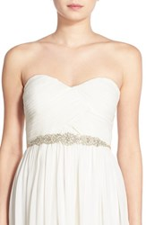 Women's Camilla Christine 'Alena' Beaded Ribbon Sash