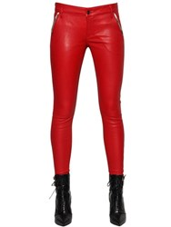 Rta Stretch Leather Pants