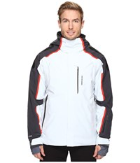 Obermeyer Charger Jacket Vapor Men's Coat White